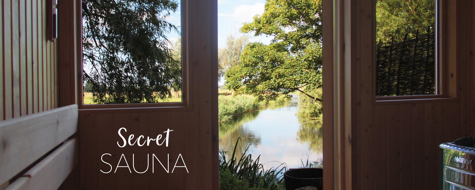 Secret Sauna - Wainford